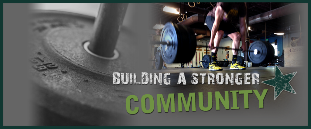Building a Stronger Community