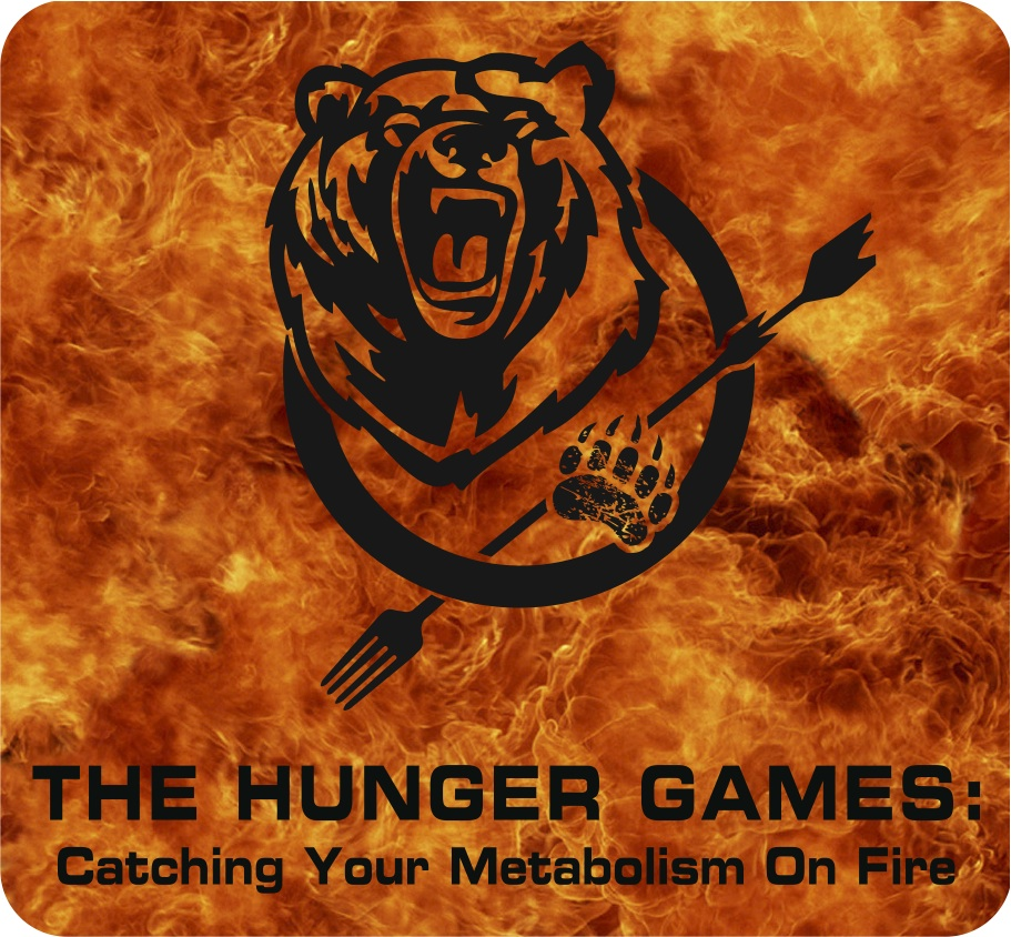 """The Hunger Games II – Catching your Metabolism on Fire"""